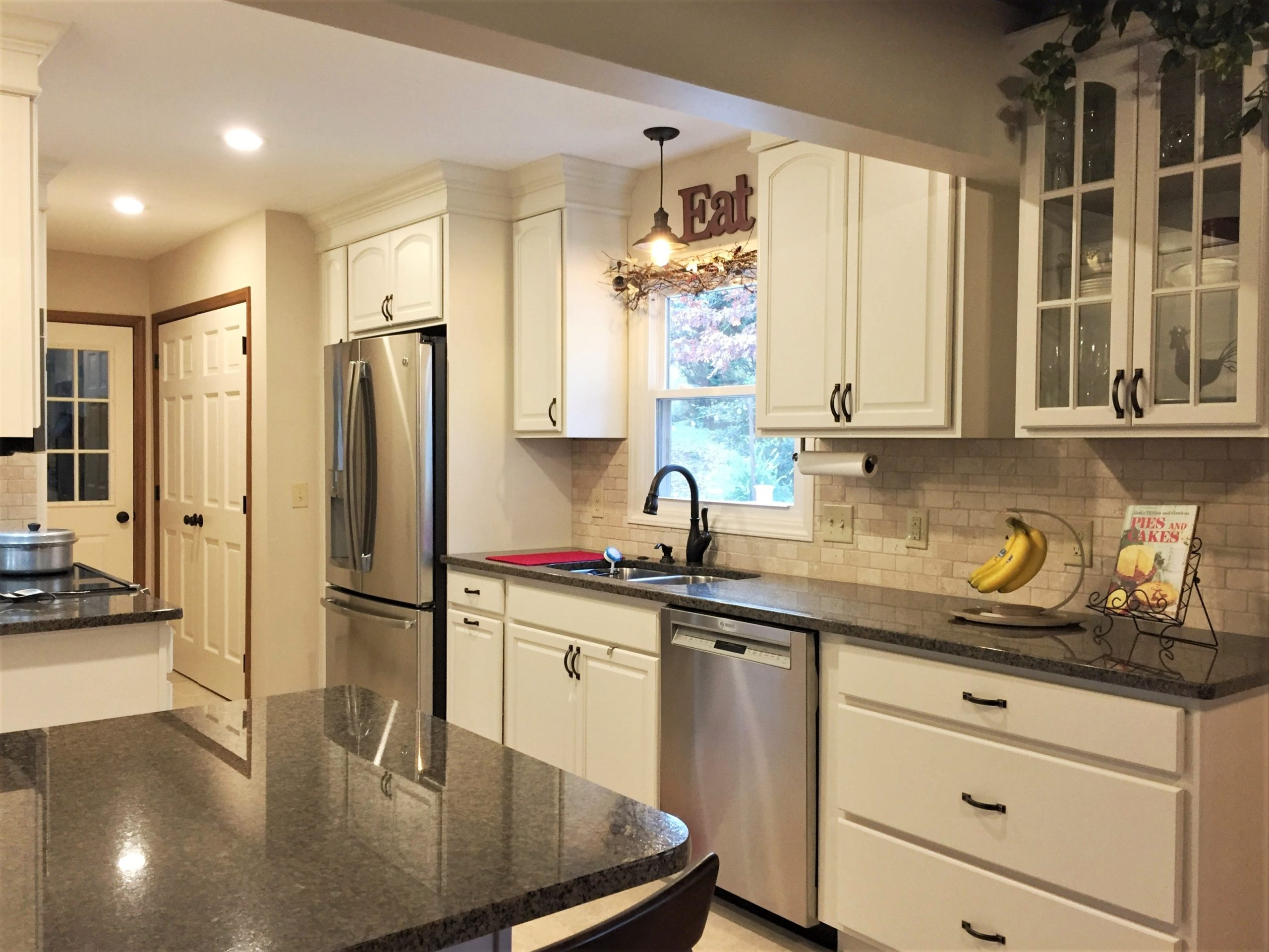 Lake Hickory Kitchen Remodel