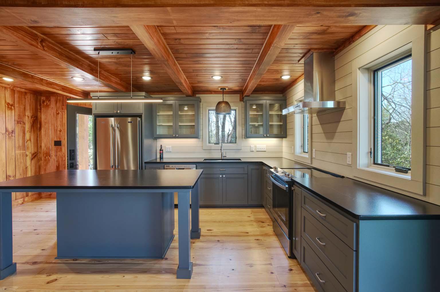 Jonas Ridge Cabin Renovation