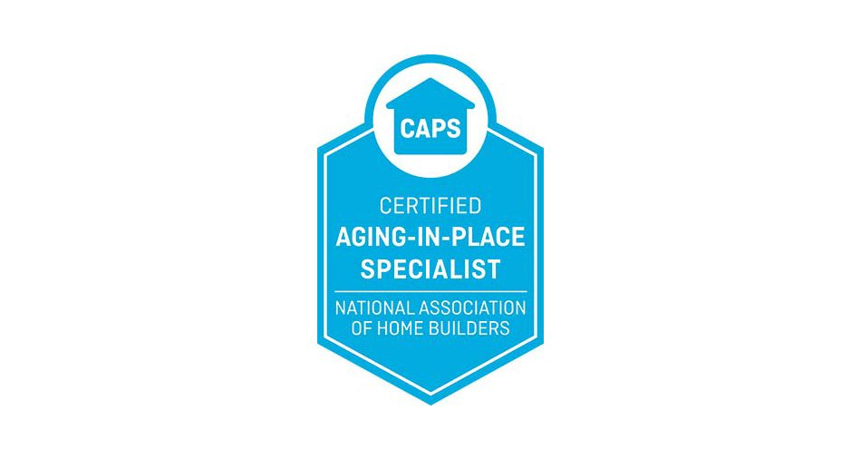 NATIONAL ASSOCIATION OF HOME BUILDERS Certified Aging in Place Specialist CAPS