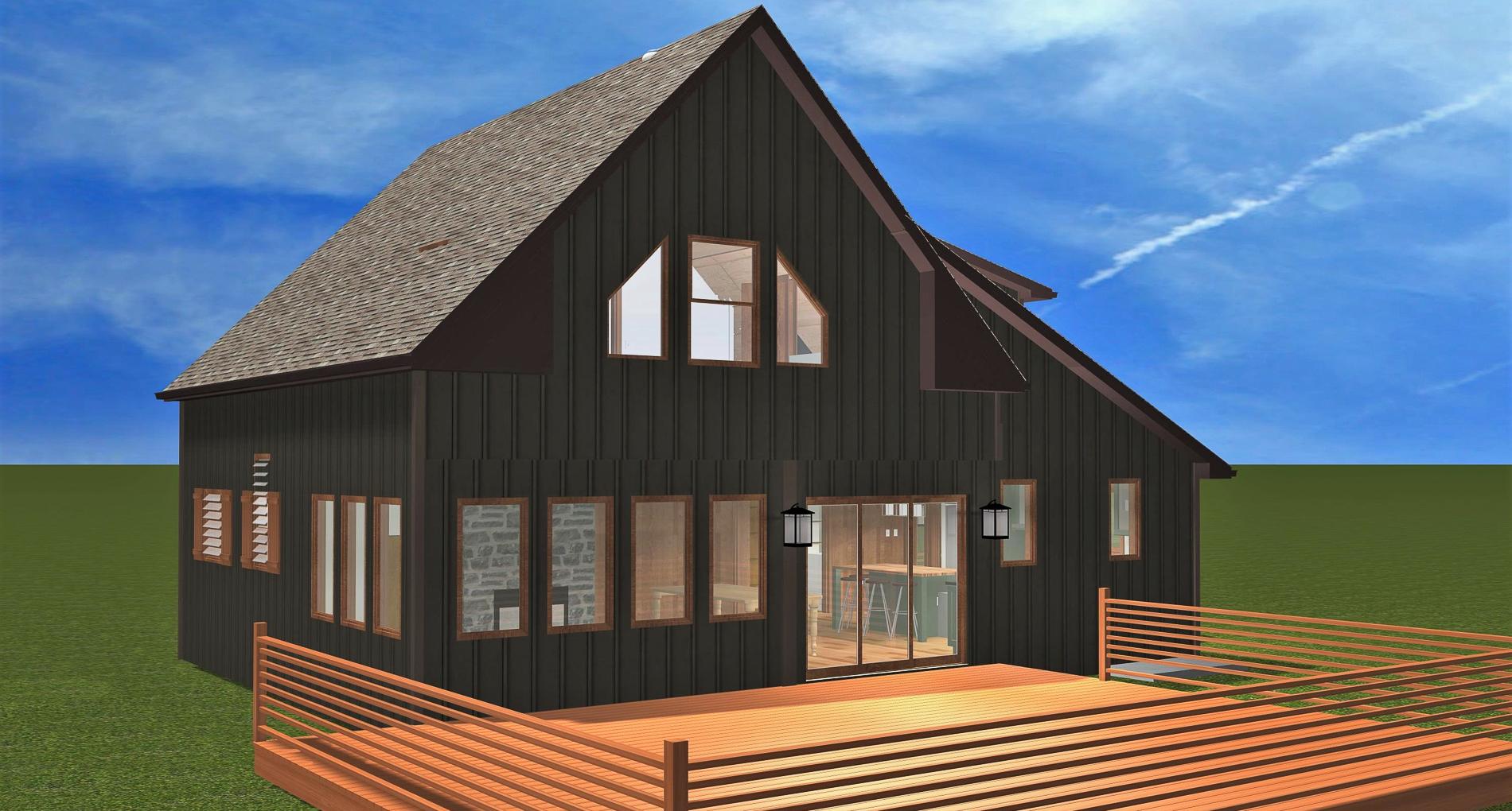 Jonas Ridge Cabin