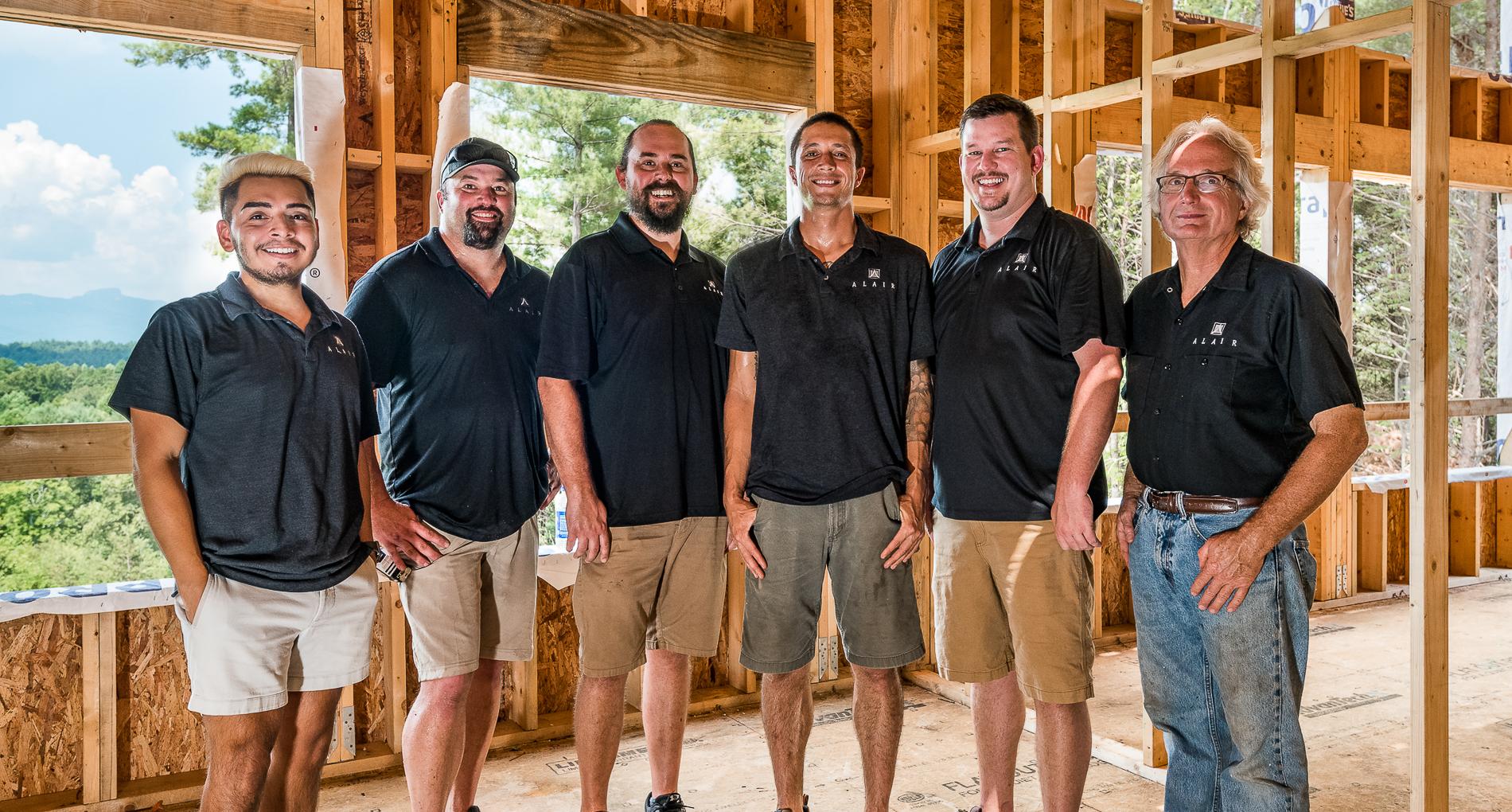 Meet the Team Hickory