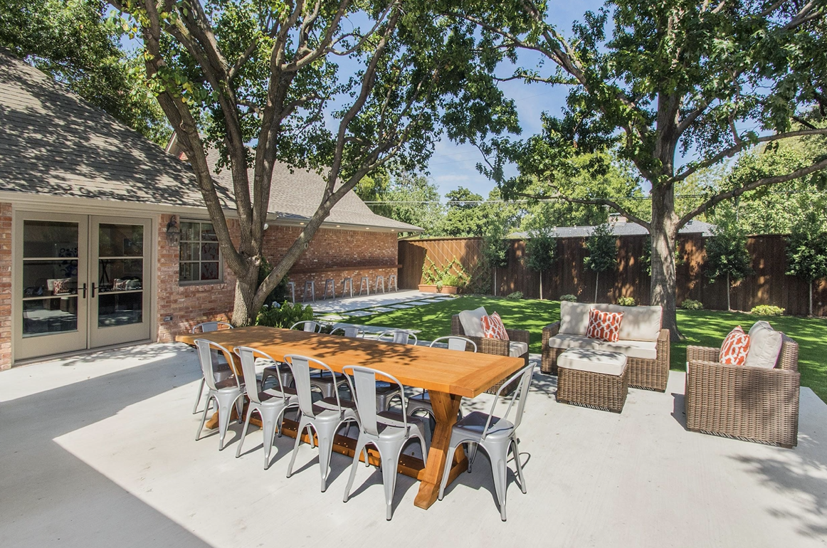 Create an Outdoor Oasis for Summer | Alair Homes Plano