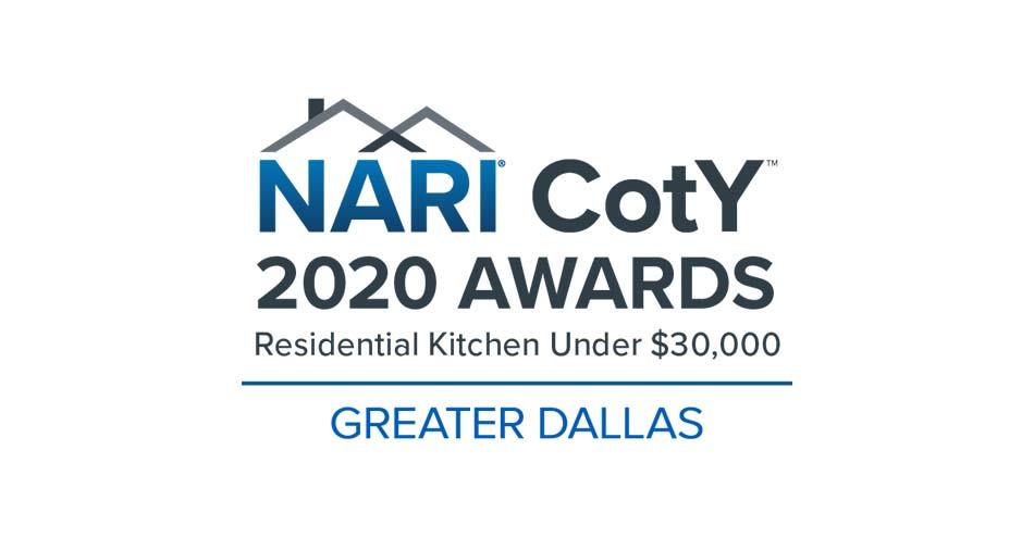 nari-coty-2020-awards-residential-kitchen-under-30,000-alair-plano