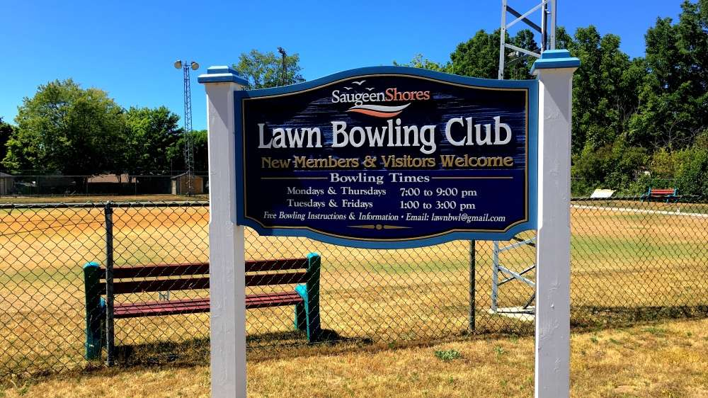 Saugeen Shores Lawn Bowling