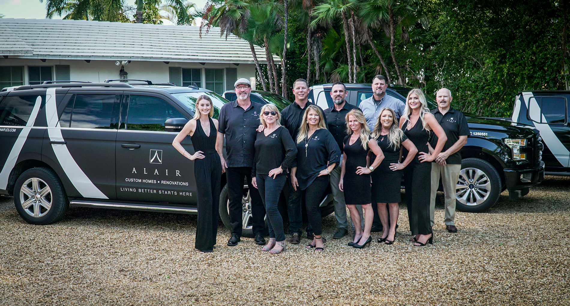 SBC Construction is now Alair Old Naples