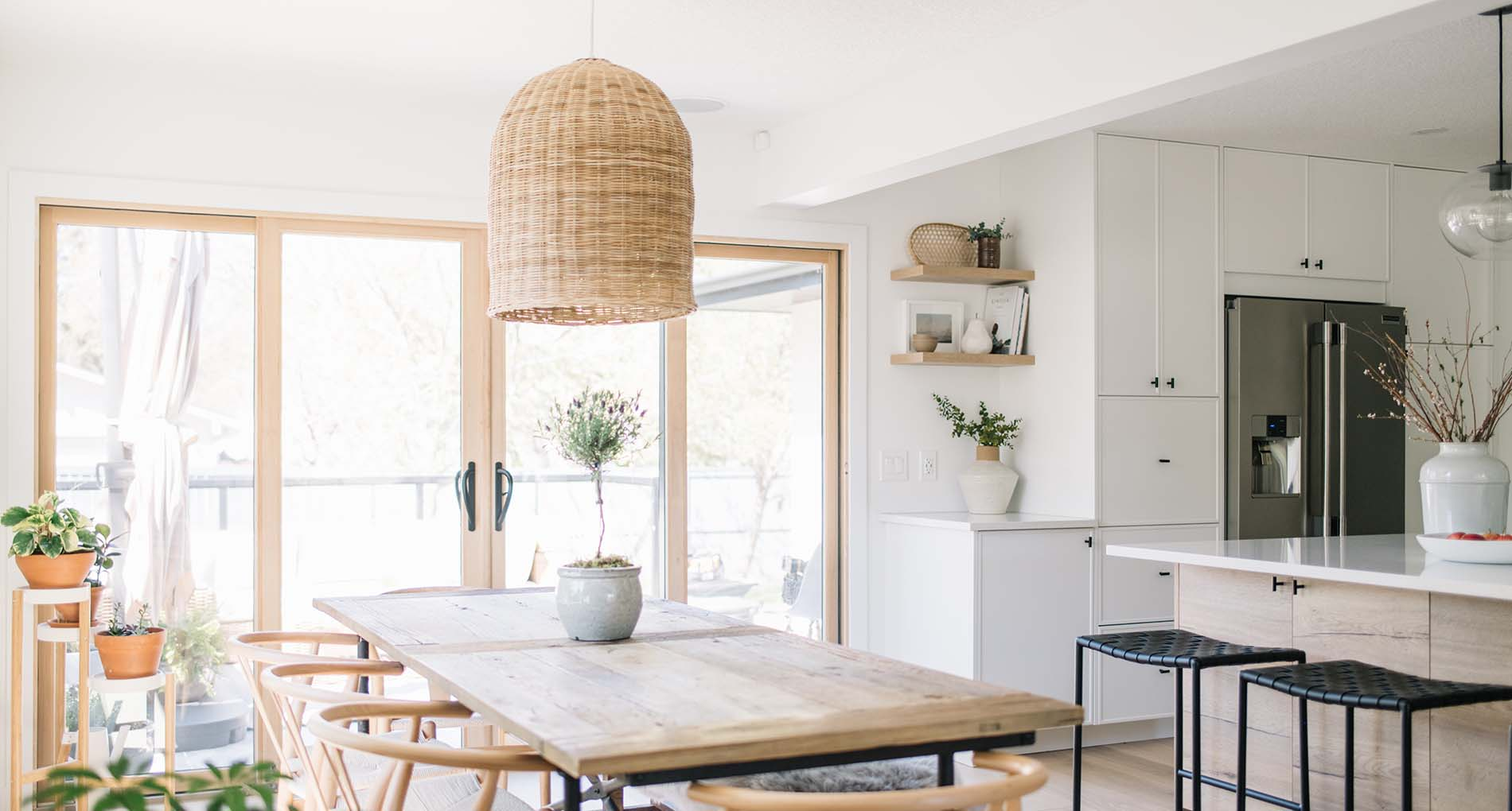 Nutrition in the Kitchen Interior Renovation