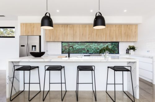 Guide to Concrete Flooring In Your Custom Home Kitchen