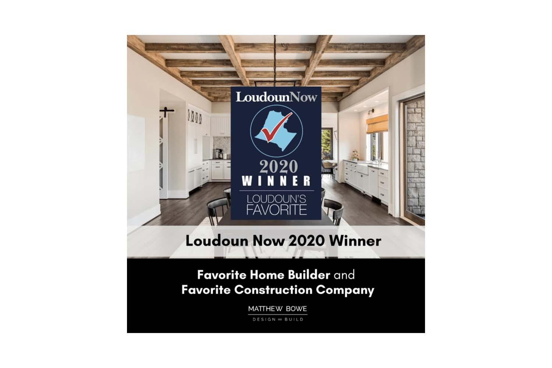 Loudoun Now – Loudoun's Favorite – 2020