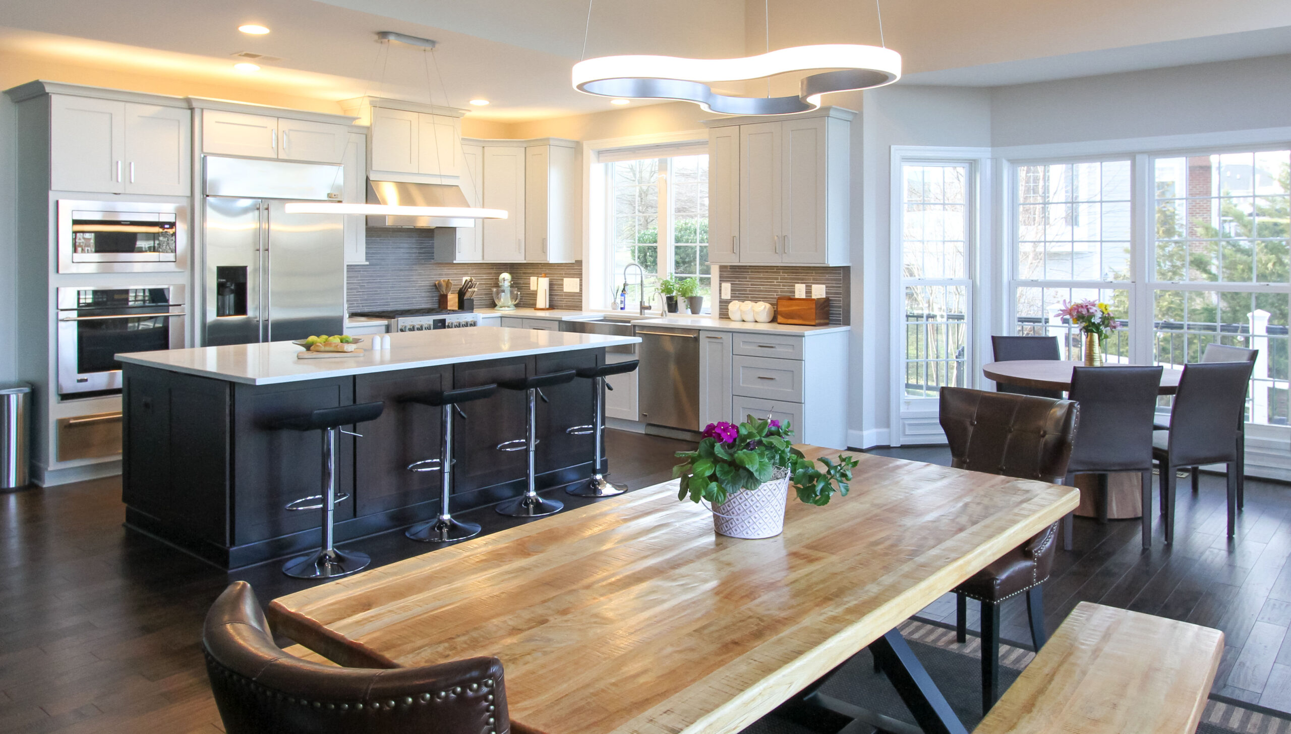An Entertainer's Dream Remodel