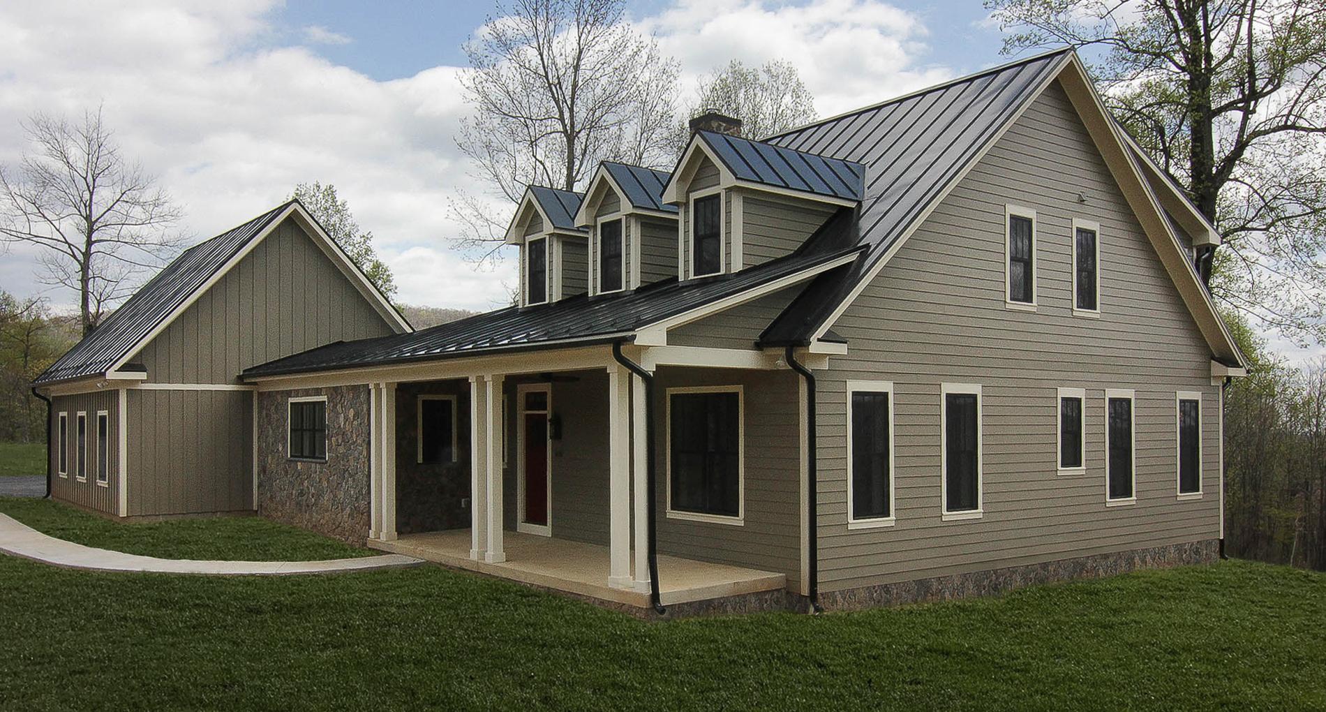 Mountain Retreat Custom Home
