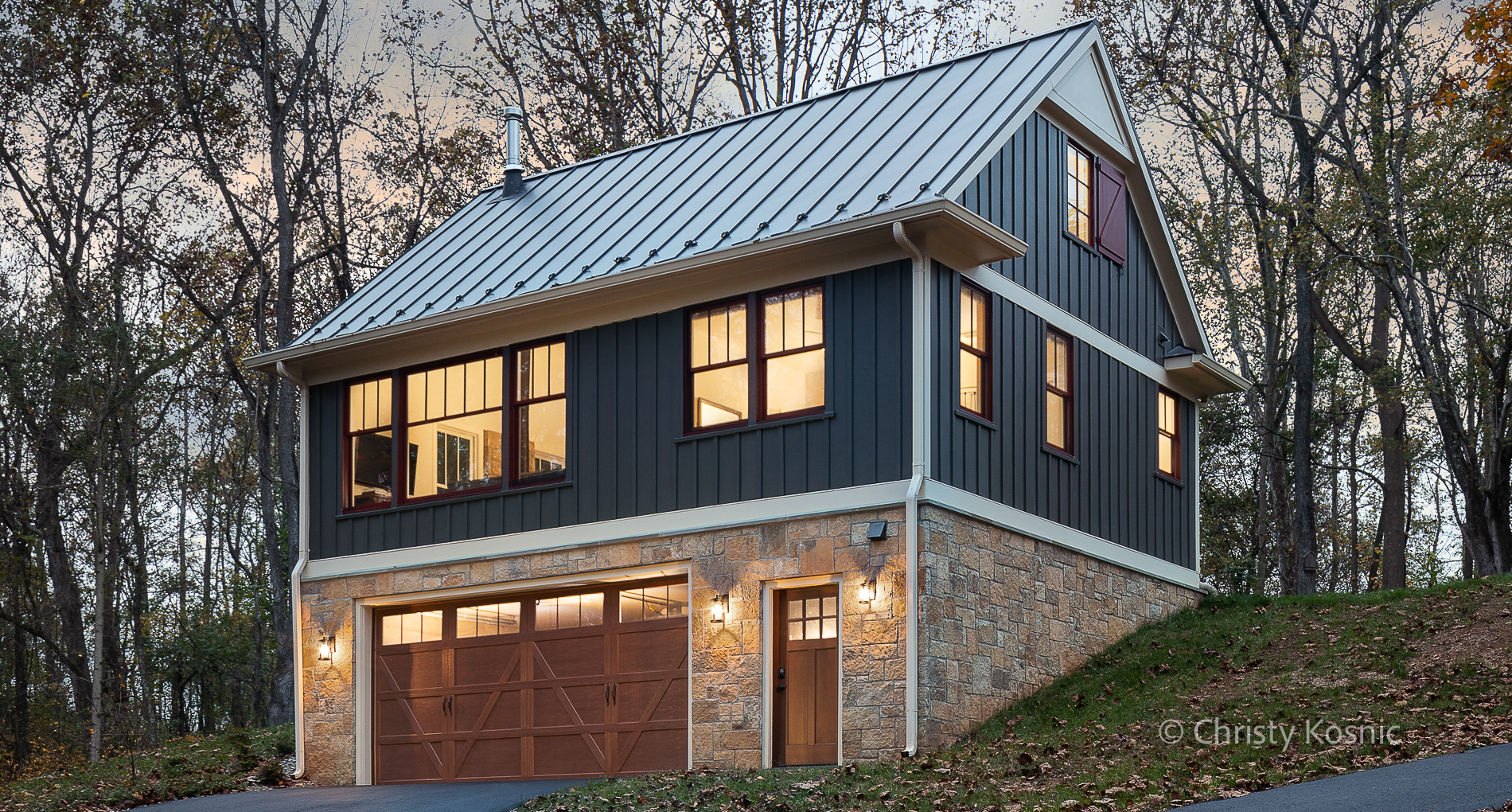 Carriage House Guest Dwelling
