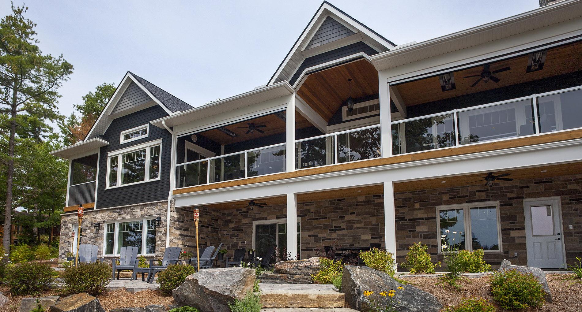 Custom Home Barrie Kingsfarm Slider