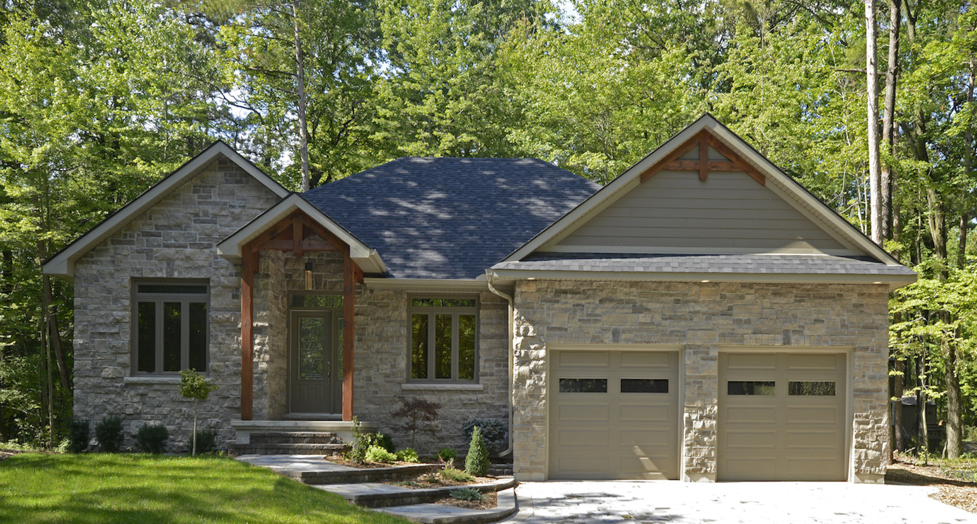 Grand Oaks Custom Home