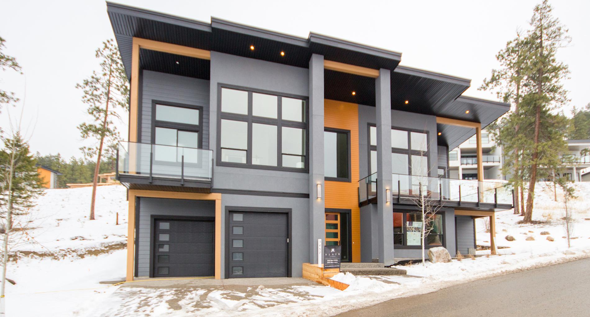 Shayler Custom Home