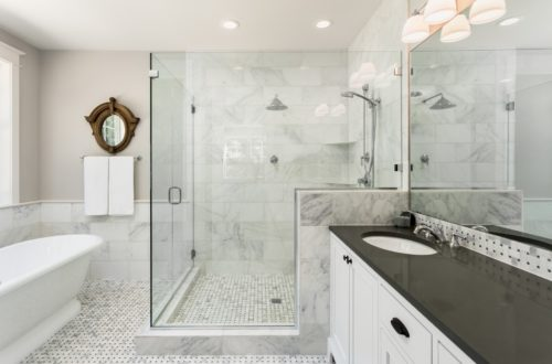 Things to Consider for Your Master Bathroom