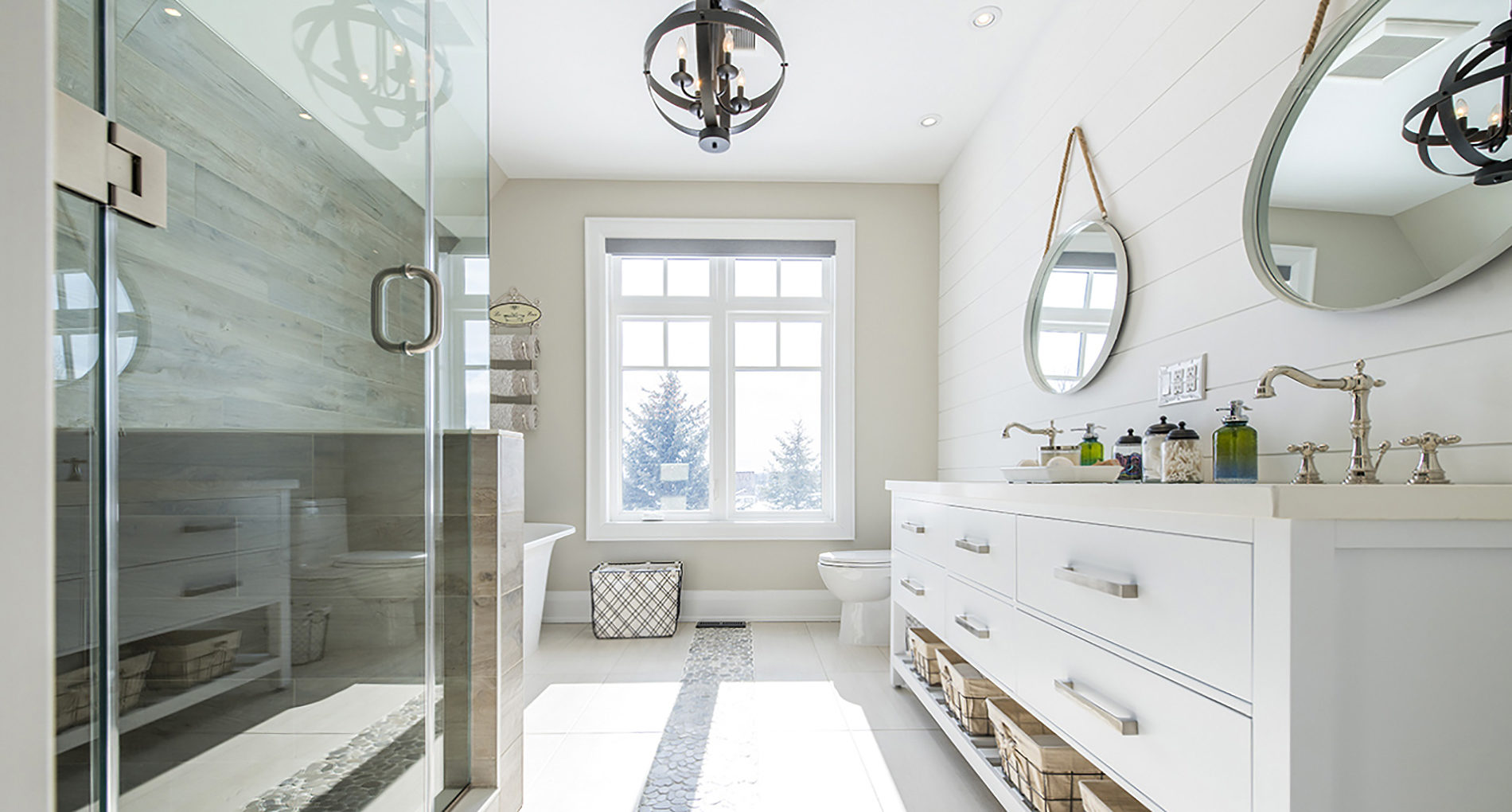 Bathroom Renovation Aurora Tecumseth Slider