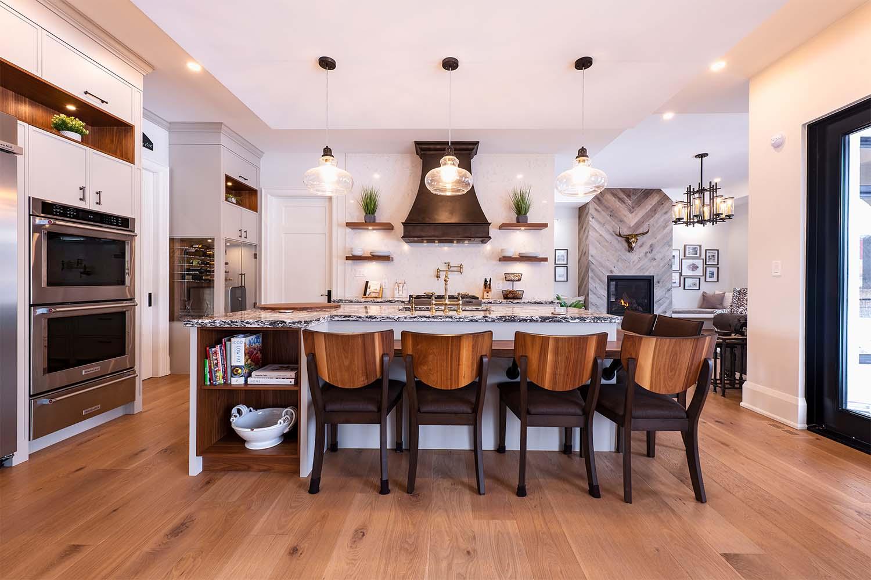 Timber Custom Home