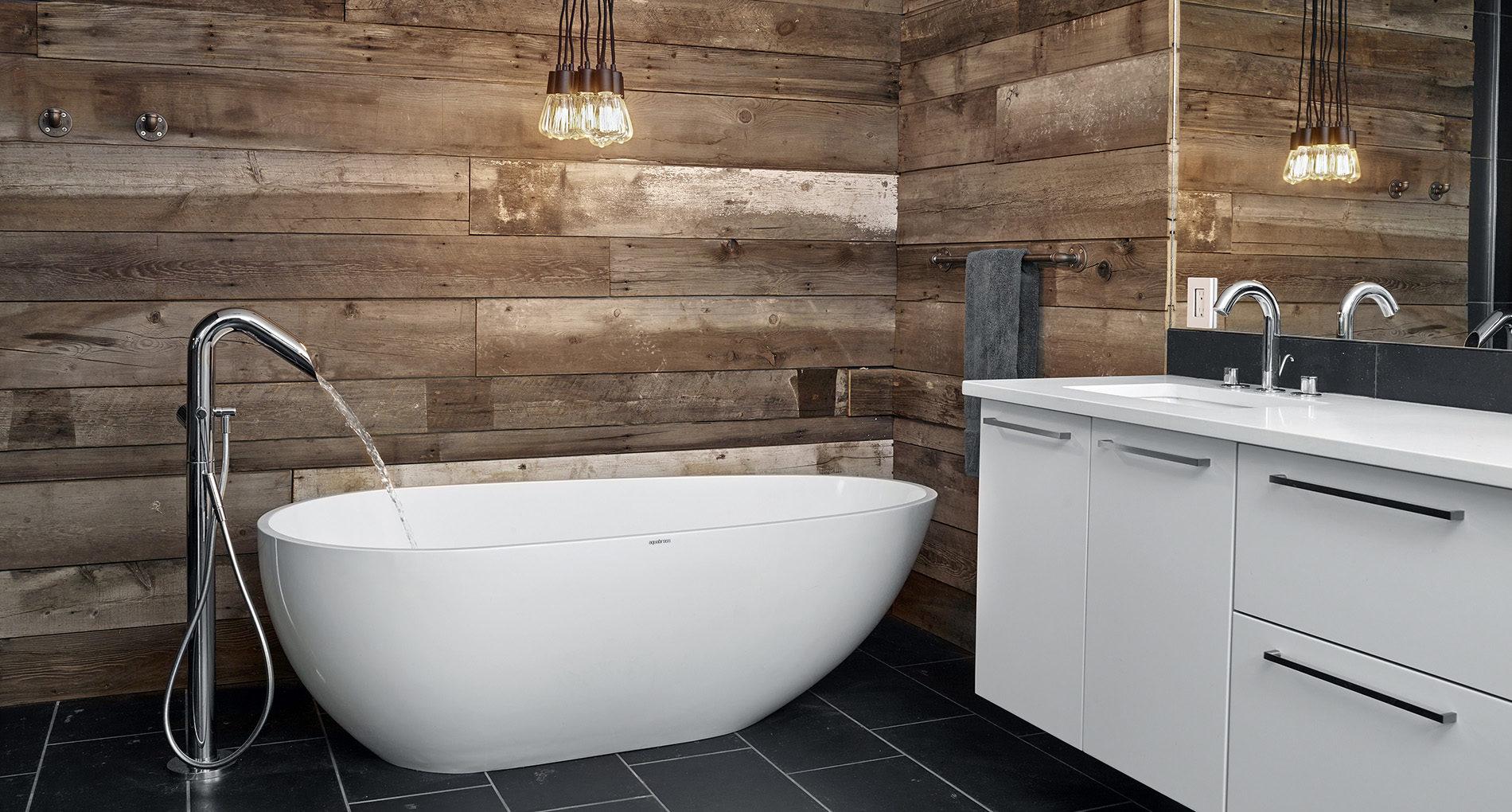 Bathroom Renovation London Bell Slider