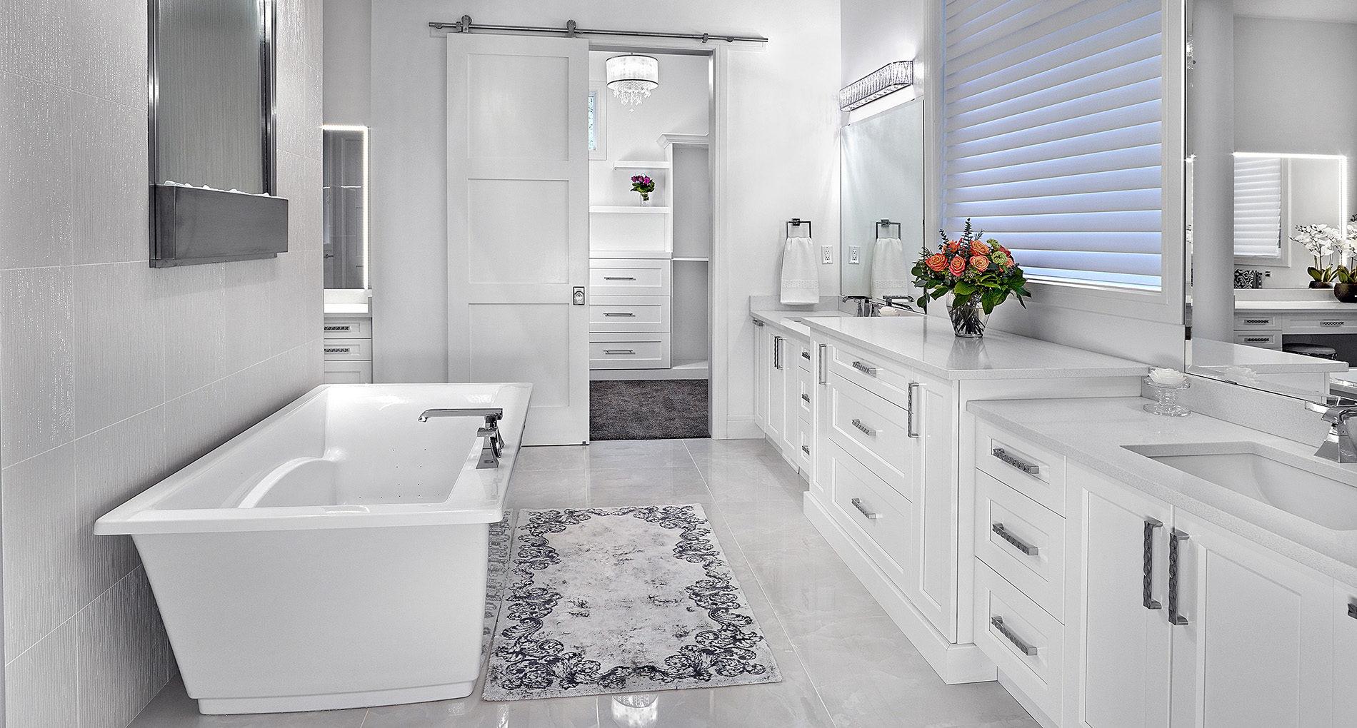 Bathroom Renovation Burlington Scondale Slider