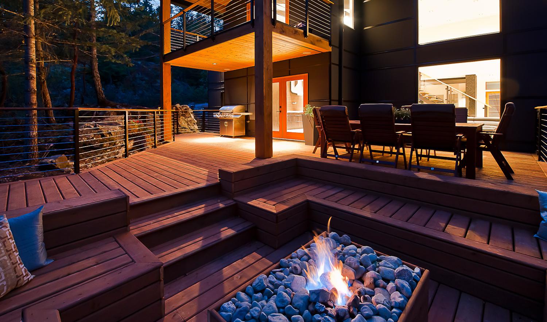 Modern Arrowsmith Custom Home