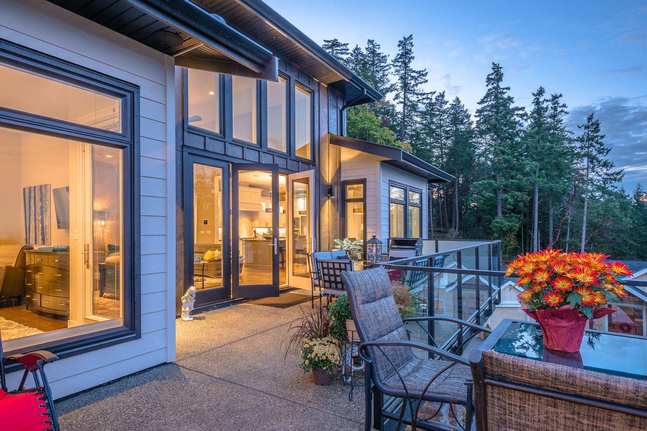 Oak Crest Custom Home