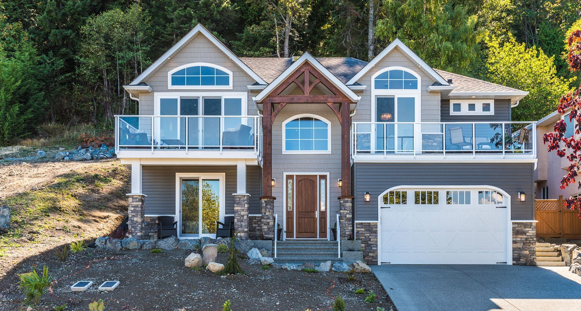Custom Home Builders in nanaimo