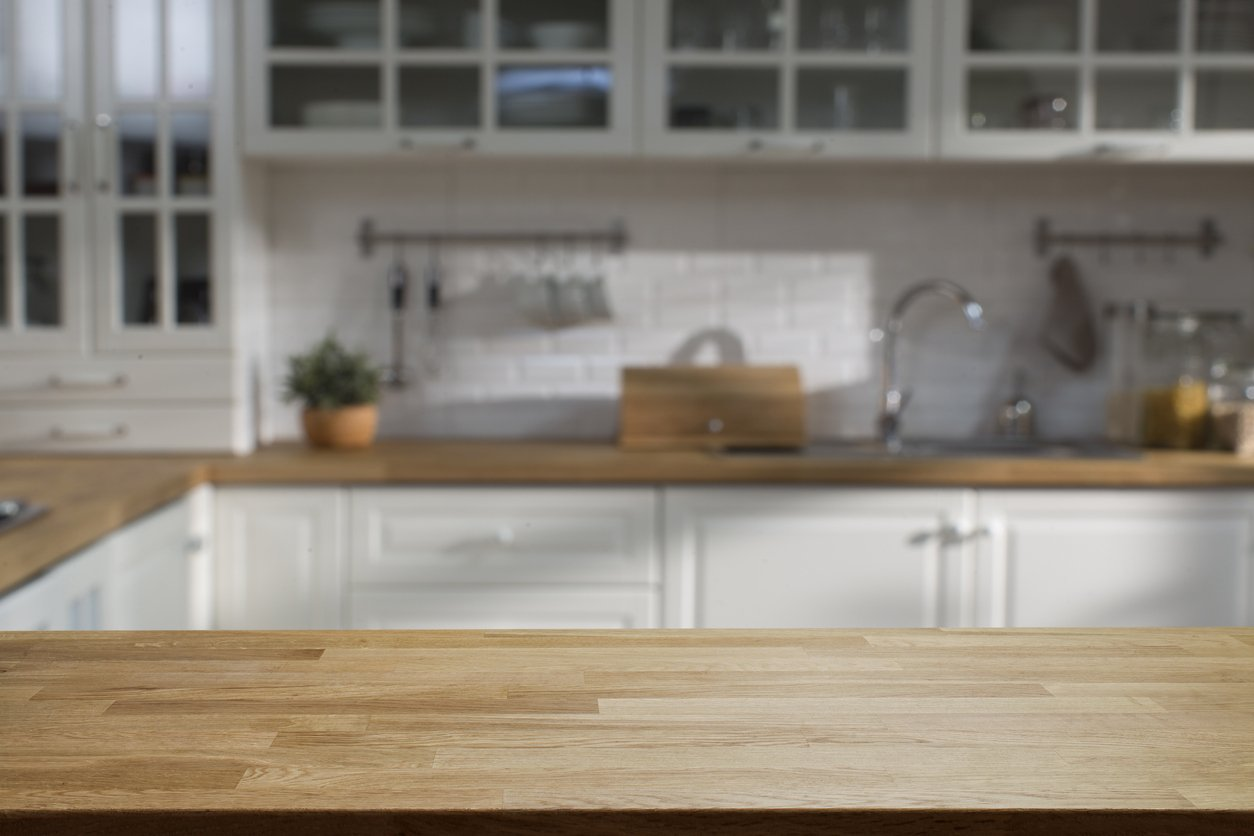 The Best Materials for Kitchen and Bathroom Countertops