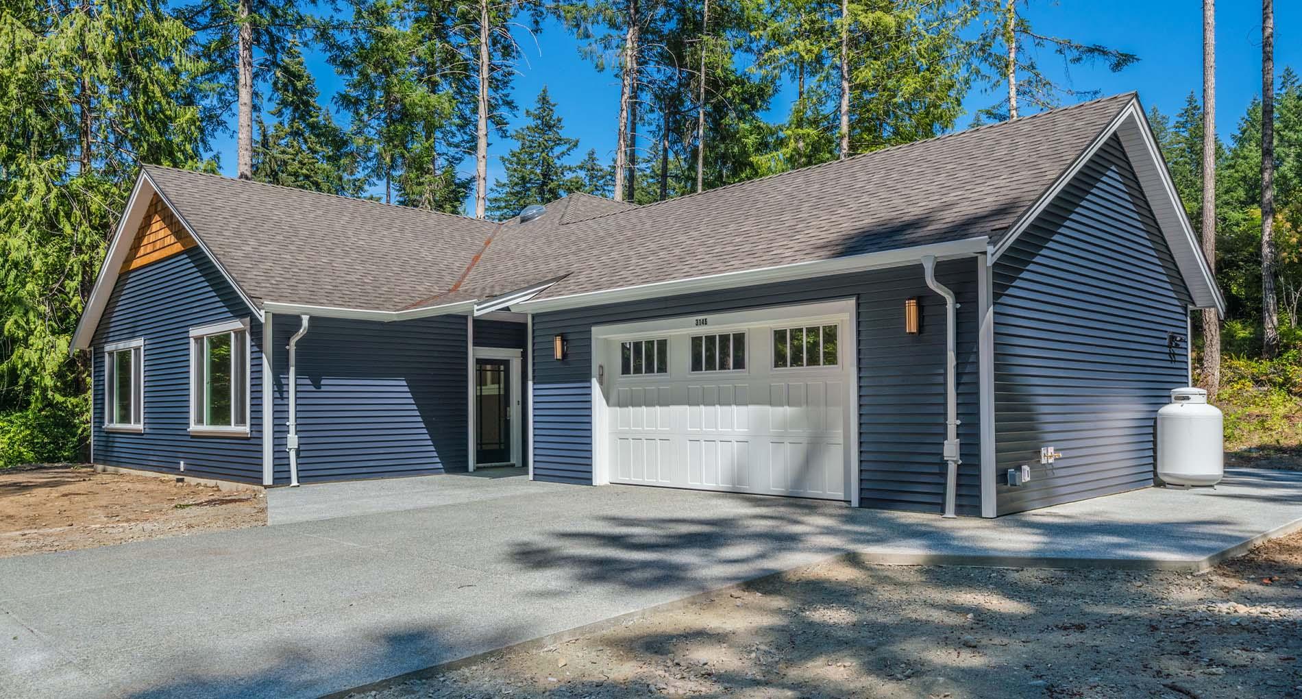 Graham Road Custom Home