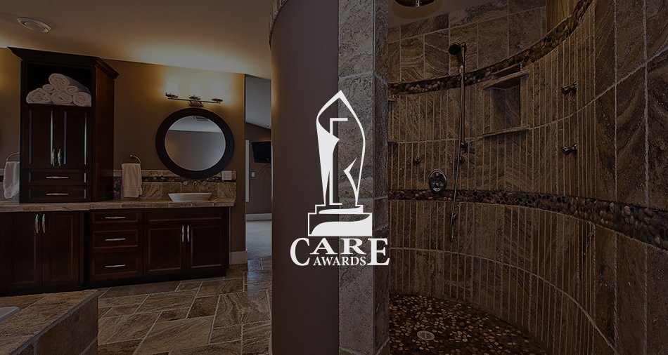 2009 CHBA SILVER CARE AWARDS - BEST BATHROOM OVER 250 SQFT
