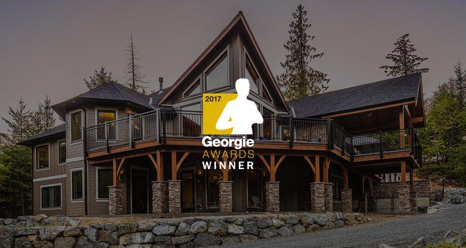 2017 GEORGIE AWARDS - BEST CUSTOM HOME VALUED $500,000 - $899,999