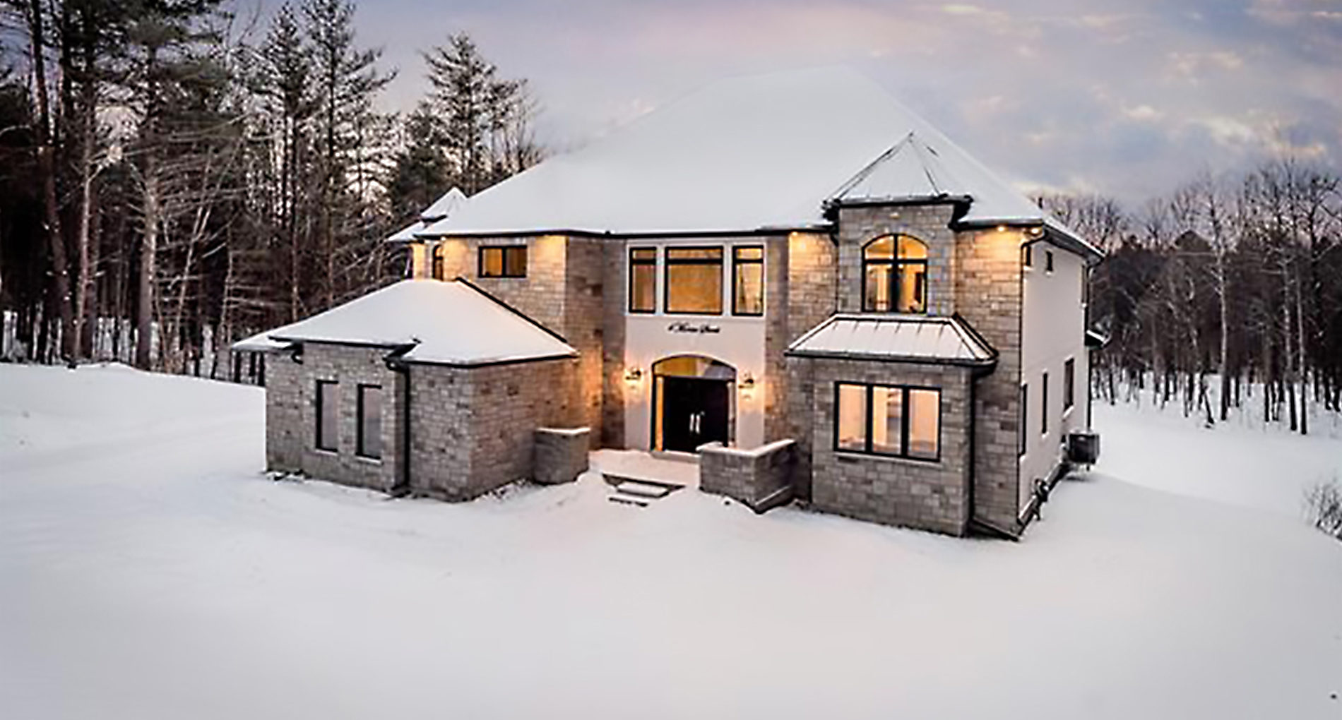 Alair Homes Barrie Custom Home Builders Moran