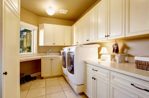 Organized, Efficient and Beautiful Utility Rooms