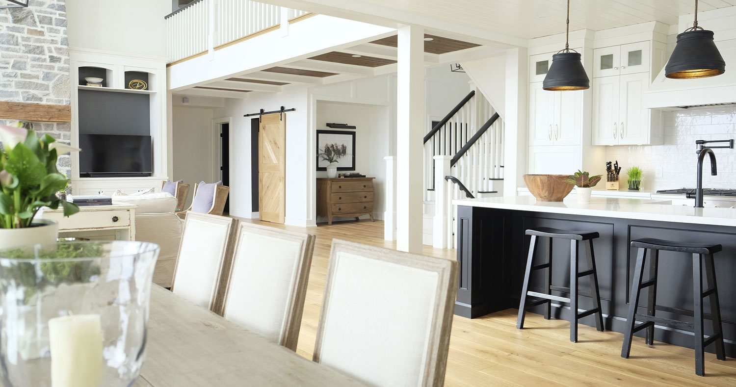 Building a Home to Entertain In Bradford