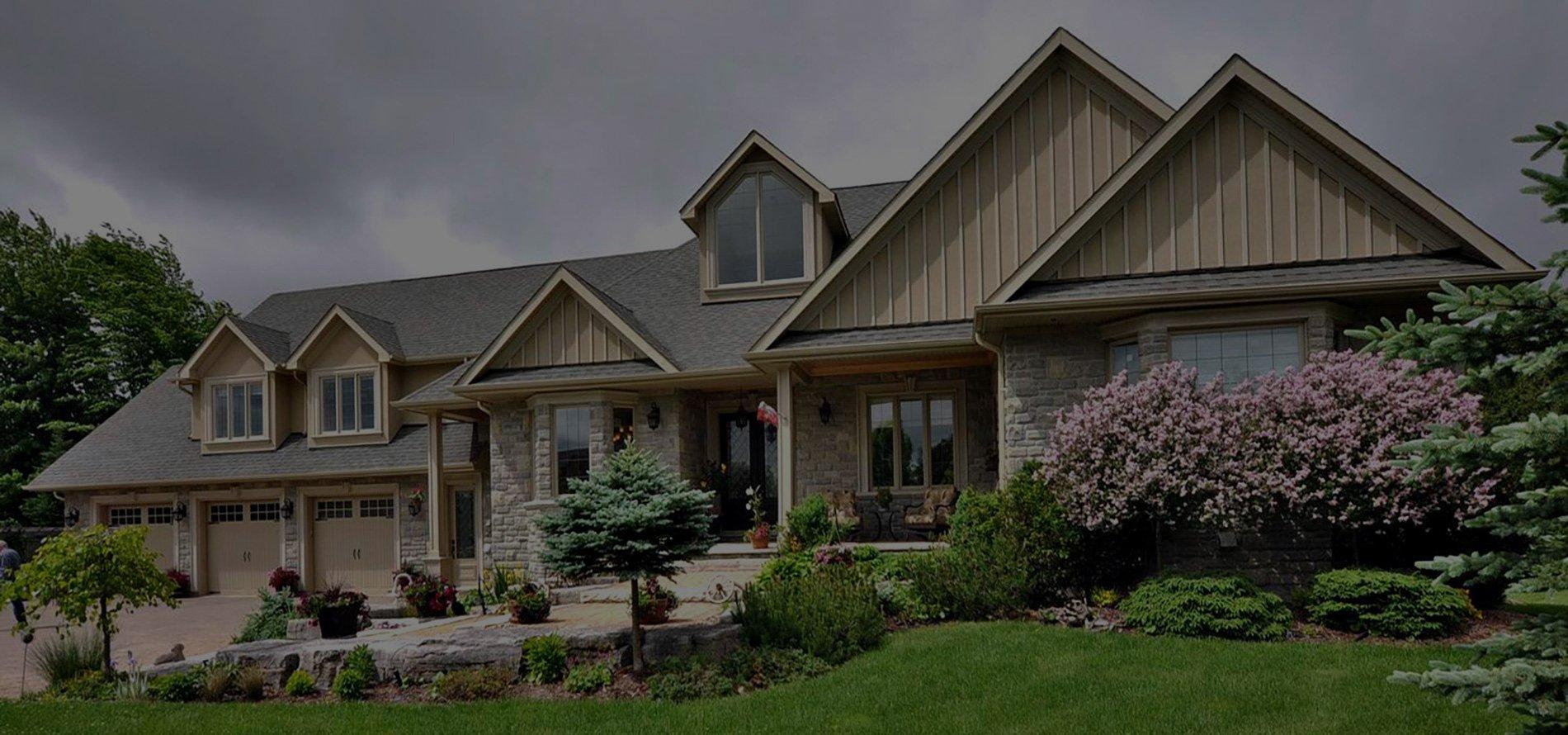 Custom Home Richmondhill Riverstone Hmp O