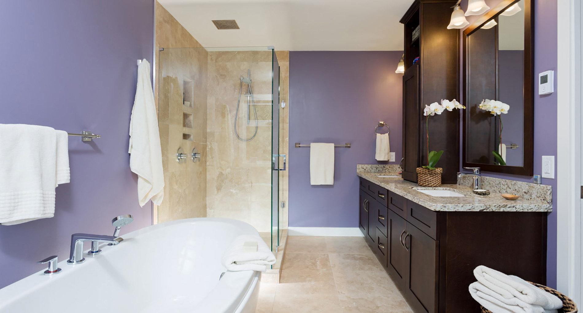 Bathroom Renovation Langley Delta Slider
