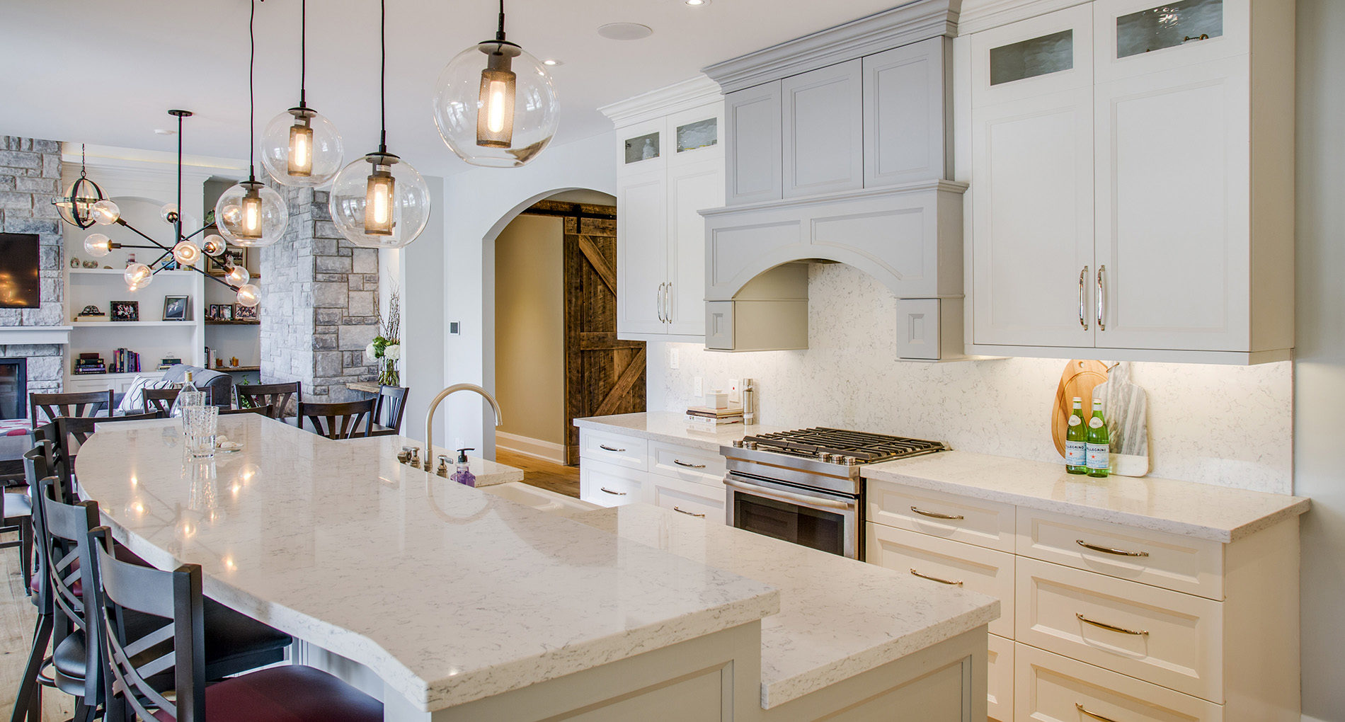 Kitchen Renovation Langley Garner Slider