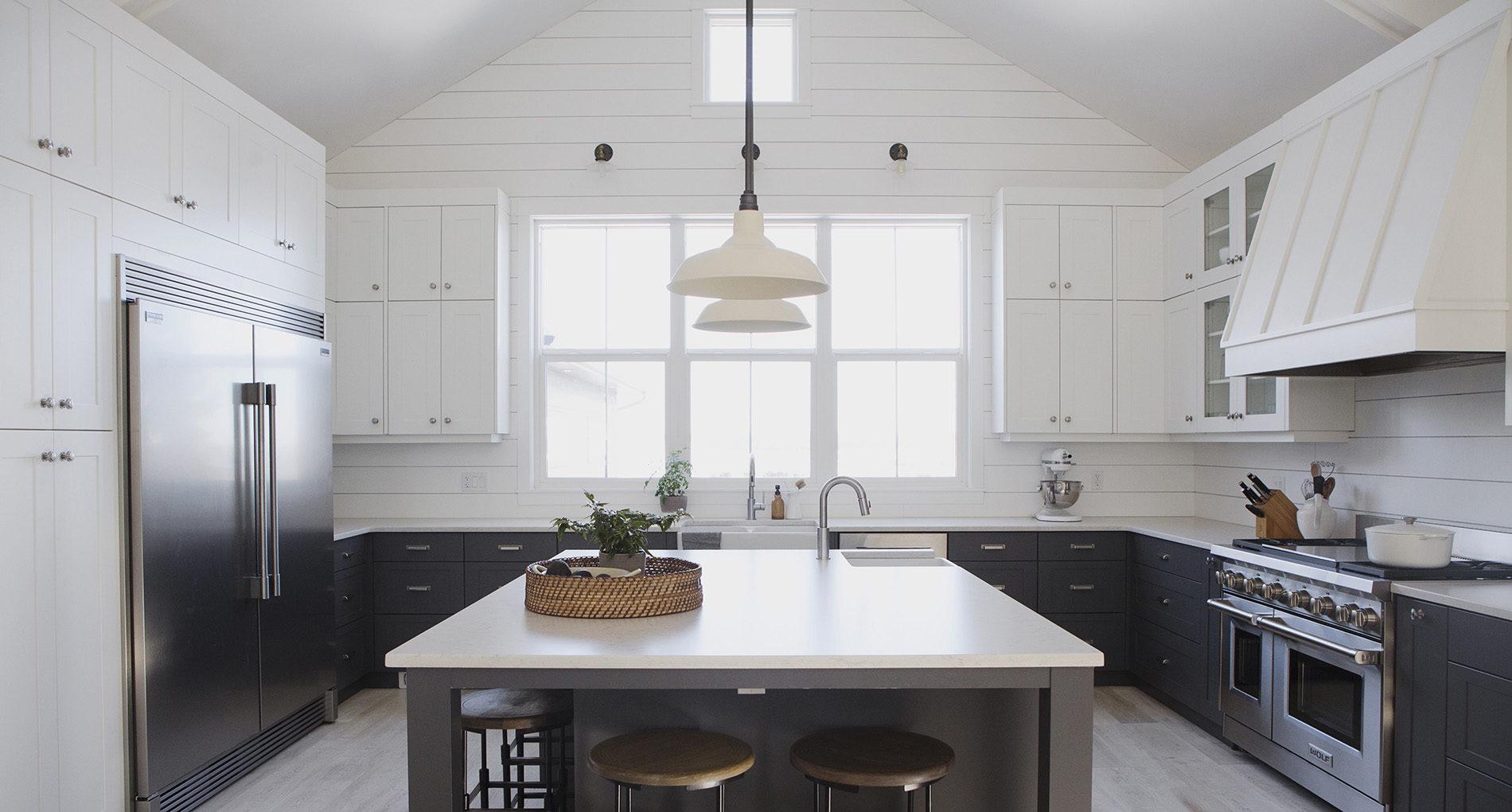 Kitchen Renovation Saskatoon Modernfarmhouse Slider