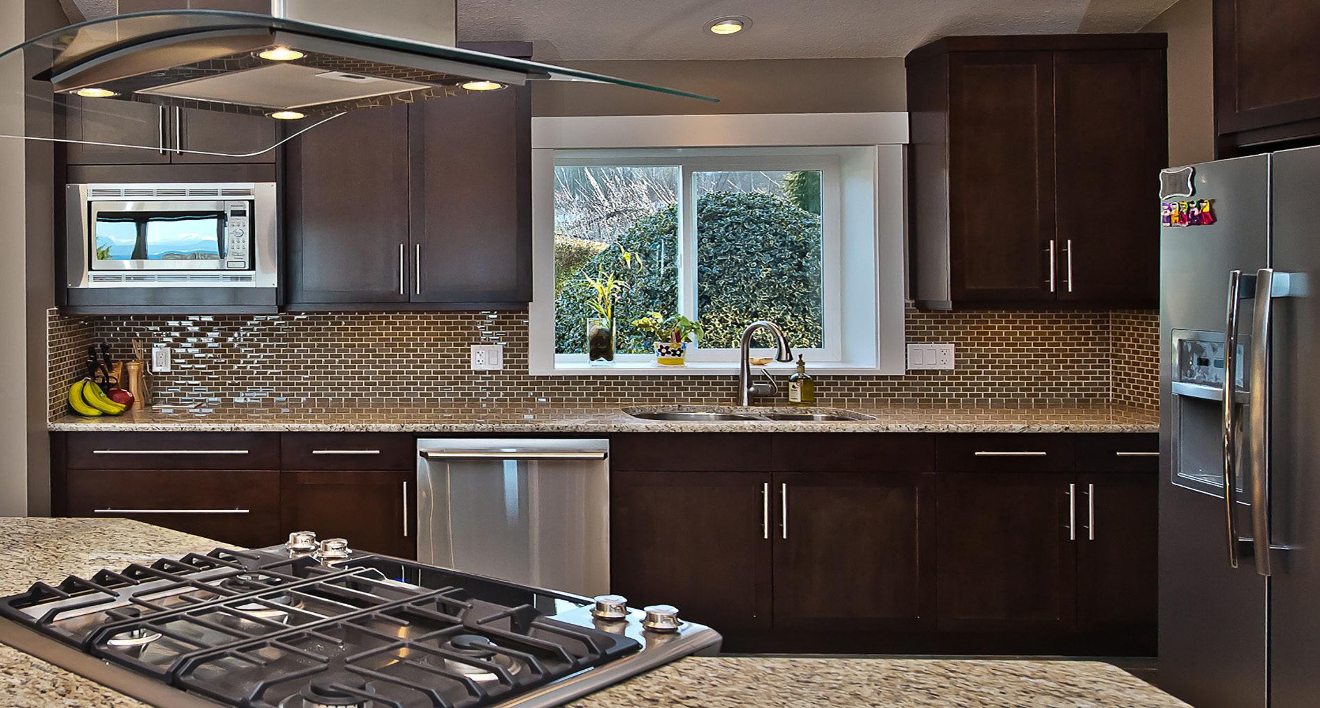 Kitchen Renovation North Island Sevenoaks Slider
