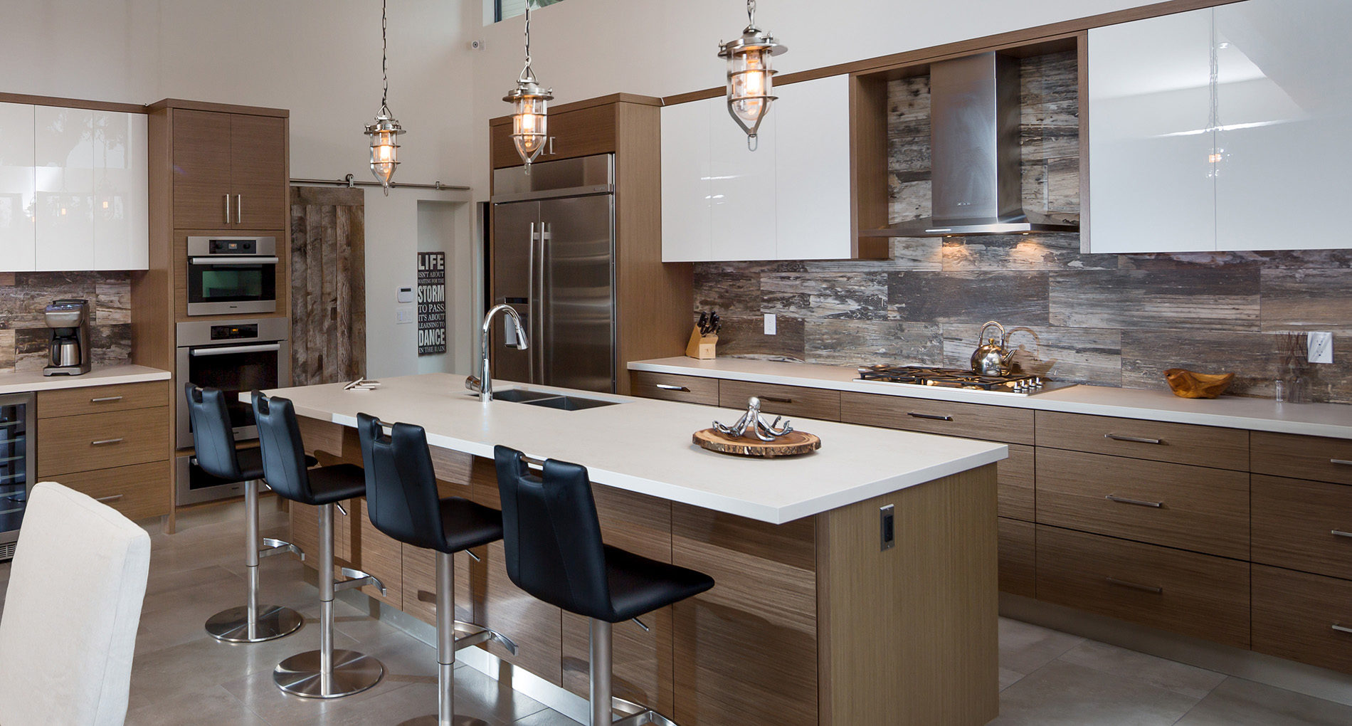 Kitchen Renovation North Island Cliffcustom Slider