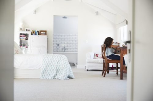 Creating a Dream Homework Space in Your Custom Home