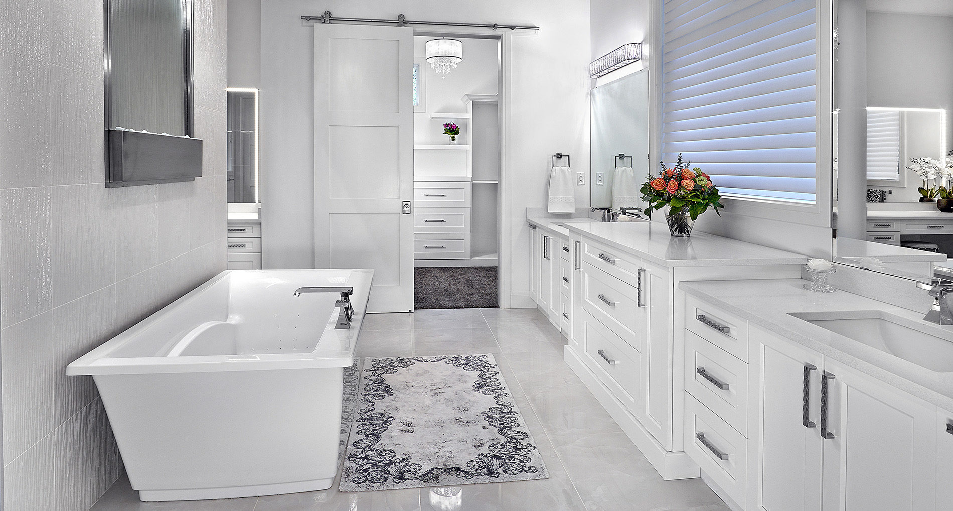Bathroom Renovations & Design in Rosedale Toronto | Alair Homes