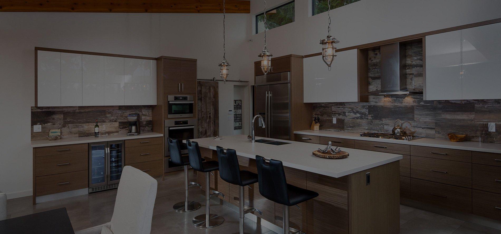 Kitchen Renovation Mapleridge Cliffhouse Hmp O