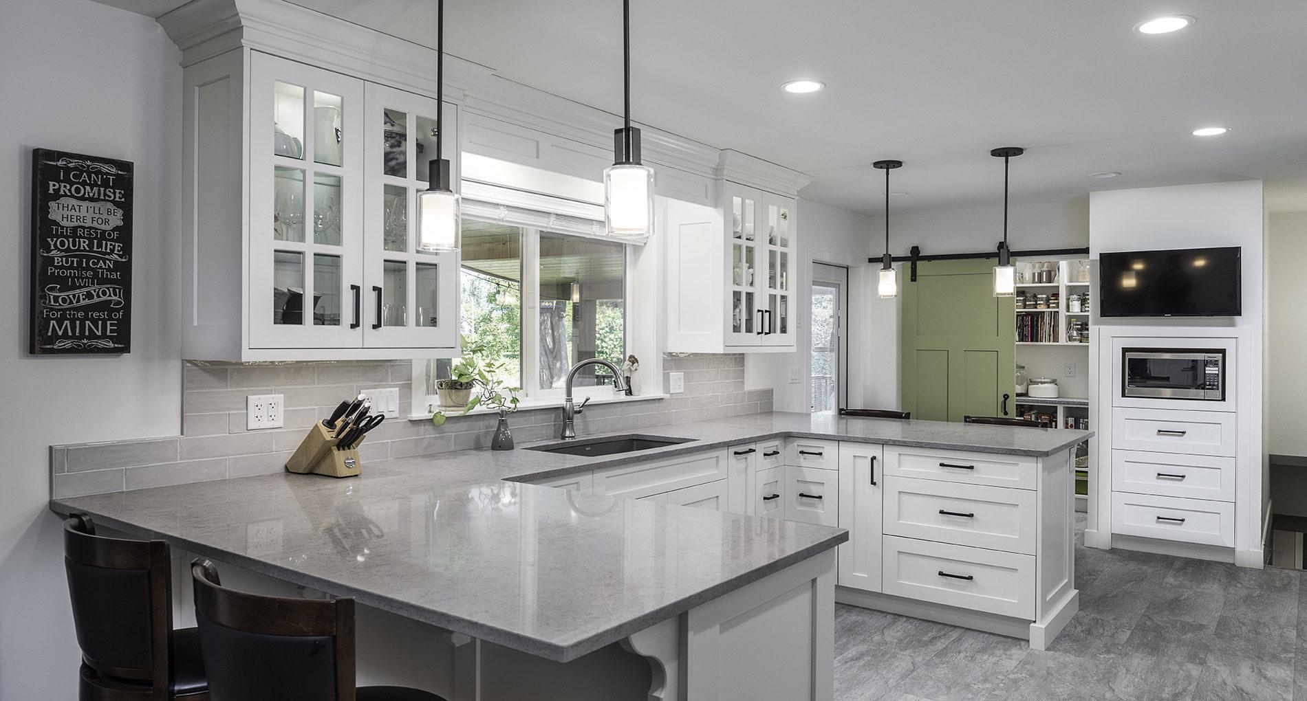 Kitchen Renovation Mapleridge Inglewoodcrescent Slider