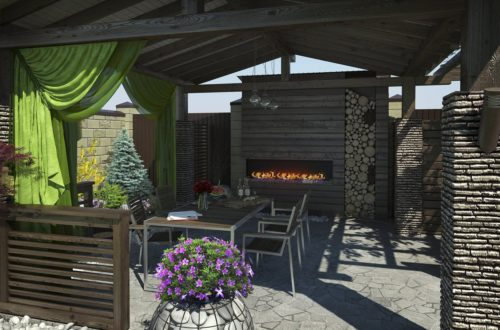 Enjoying Your Outdoor Living Space in Fall