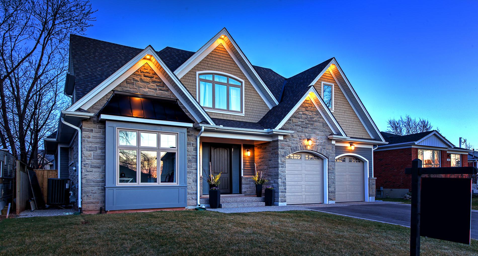 Tansley Custom Home