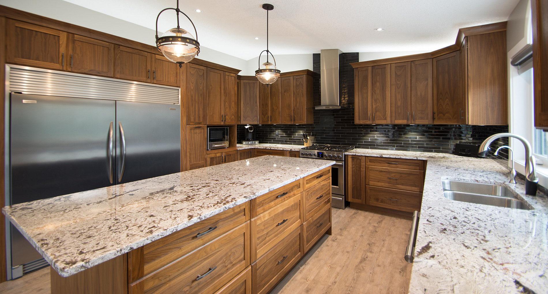 Kitchen Renovation Camrose Bodnar Slider