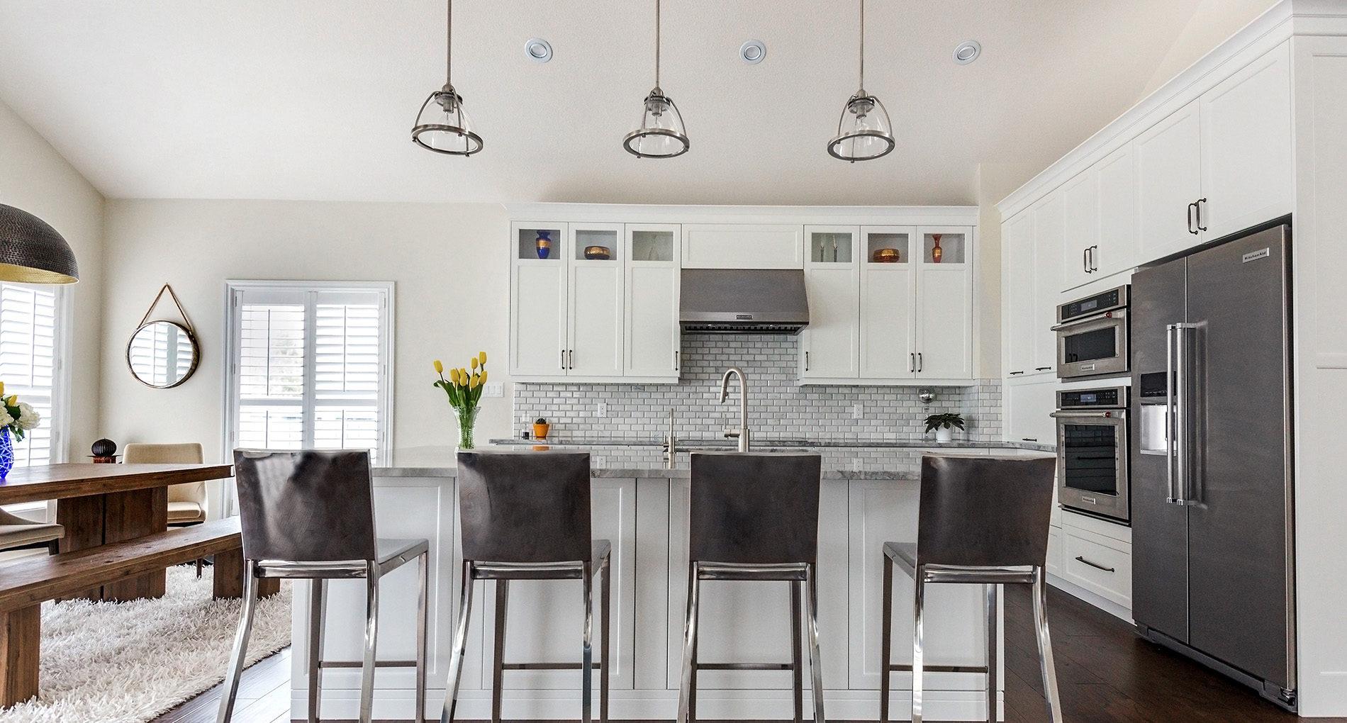 Kitchen Renovation Camrose Vanetta Slider