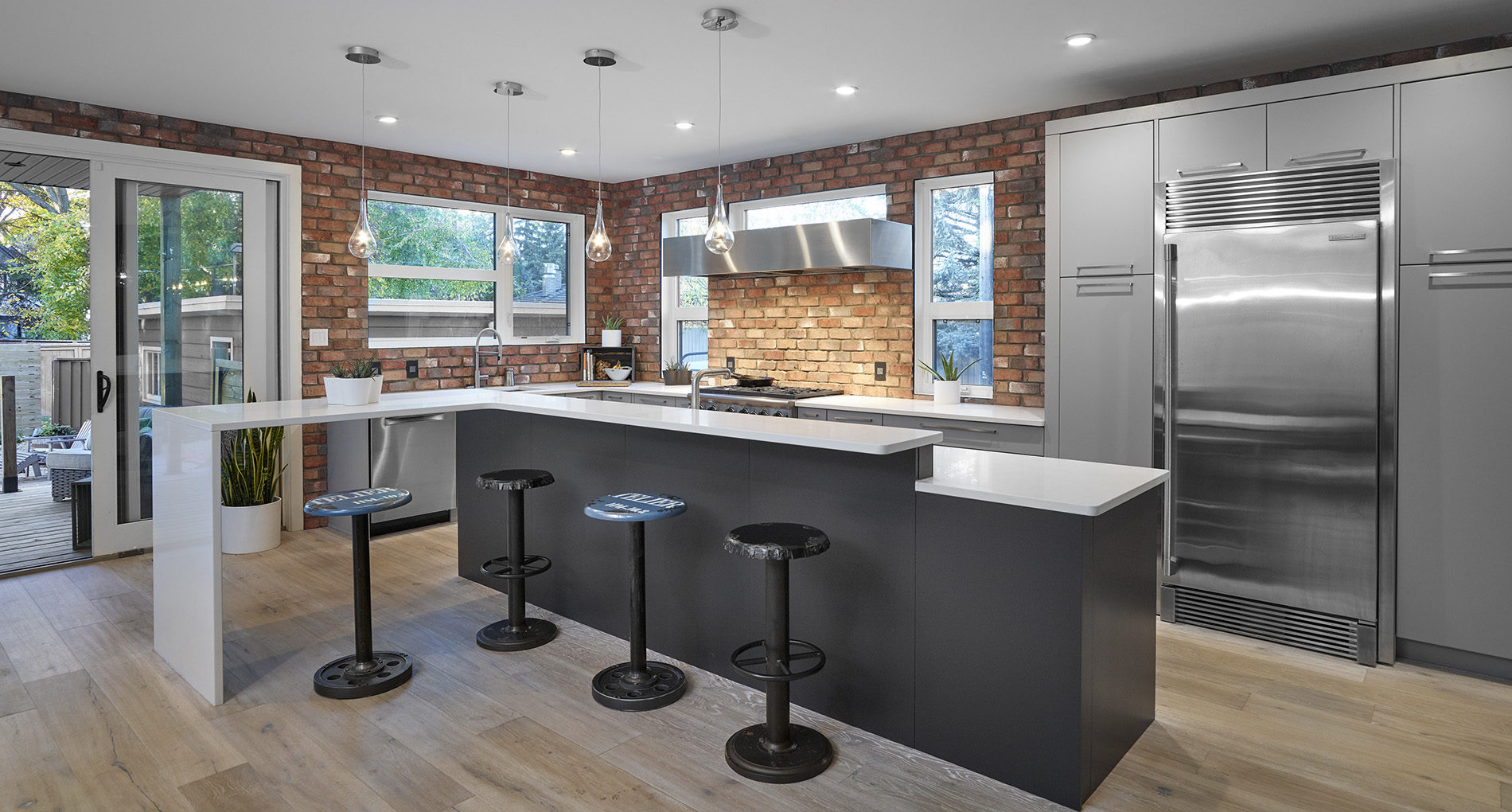 Kitchen Renovation Camrose Bell Slider