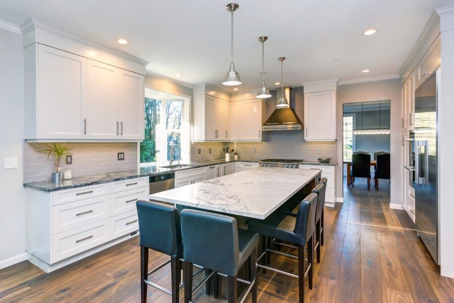 Tips to Bring Color into Your Camrose Custom Home Kitchen