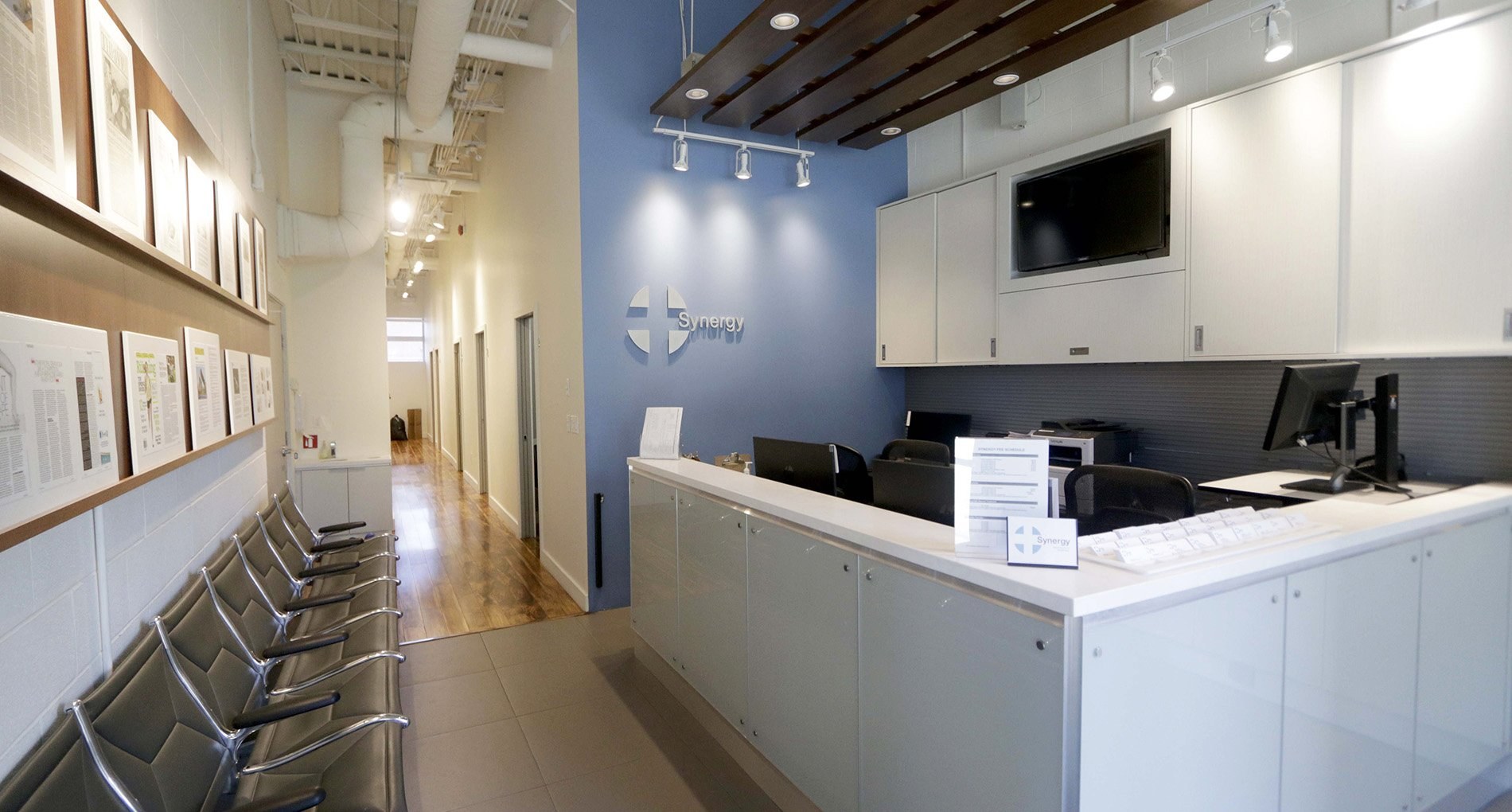 Wallace Commercial Renovation